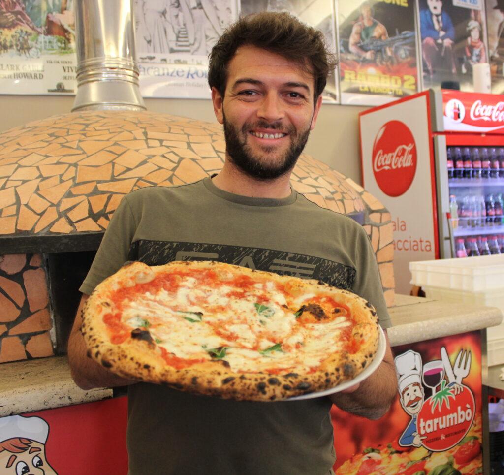francesco scarano tarumbò pizzeria sant'arpino